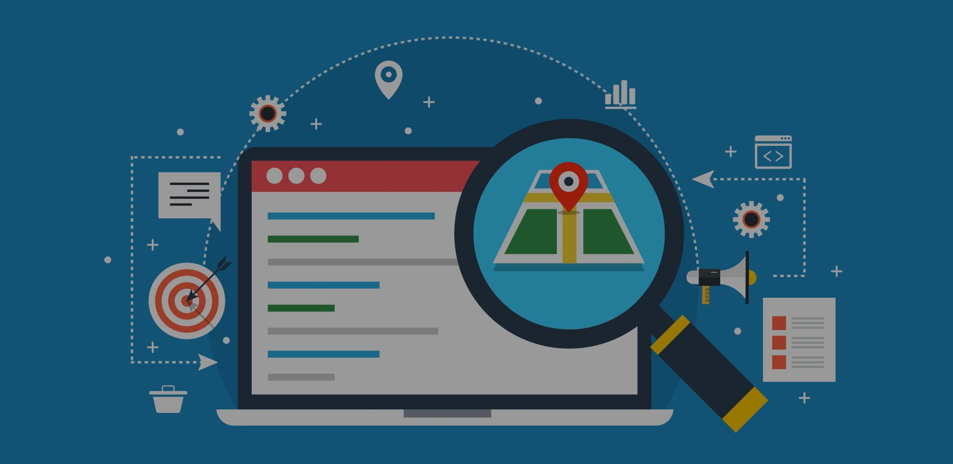 Local SEO services help YOU get found by YOUR customers