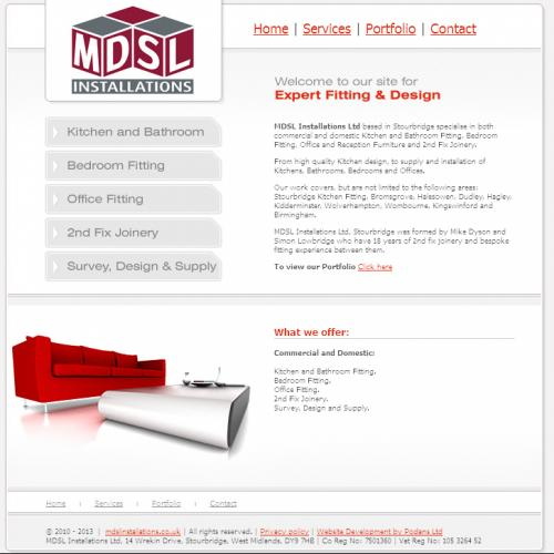 MDSL-Installations-Ltd