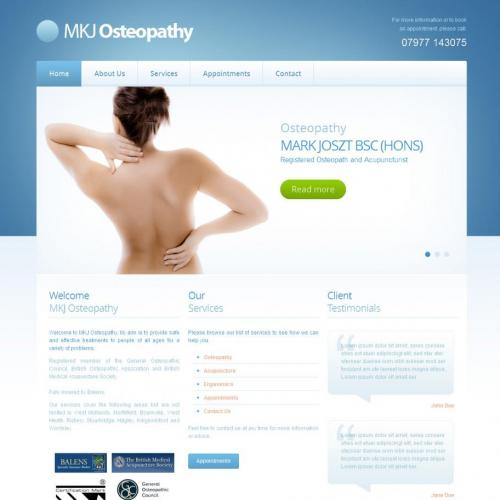 MKJ-Osteopathy