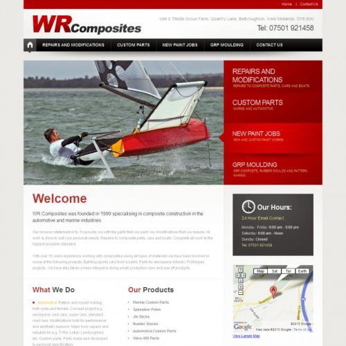 WR-Composites